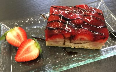Dolce Vita – Erdbeerschnitte